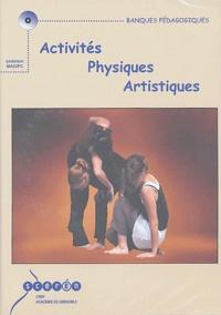 CRDP Académie de Grenoble - Activités Physiques Artistiques - CD-ROM.