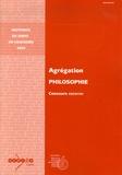 Vincent Carraud - Agrégation Philosophie - Concours externe.