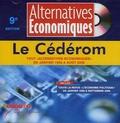 """Alternatives économiques - Alternatives Economiques, le Cédérom - Tout """"Alternatives Economiques"""" de janvier 1993 à août 2005."""
