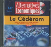 CRDP Montpellier - Alternatives économiques  : Tout Alternatives économiques de janvier 1993 à août 2010 - Le Cédérom.