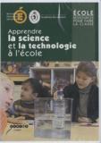 CNDP - Apprendre la science et la technologie à l'école.