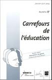 Nicole Mosconi et Cendrine Marro - Carrefours de l'éducation N° 17 janvier-juin 2 : Education et genre.