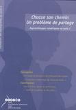 Jeanne Bolon - Chacun son chemin - Un problème de partage - Apprentissages numériques au cycle 2, DVD vidéo.
