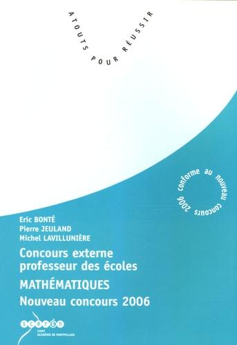 Georges Roquefort et Eric Bonté - Concours externe professeur des écoles Pack en 3 volumes : Mathématiques ; Français ; Première partie de l'épreuve orlae d'entretien.