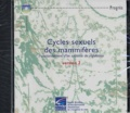 CRDP de Lyon - Cycles sexuels des mammifères - CD-ROM version 2.