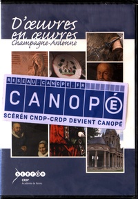 Patrick Le Chanu - D'oeuvres en oeuvres Champagne-Ardenne. 1 DVD