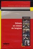 Cécile Crespin et Olivier Tréfeu - Débats en classe de langues - DVD.