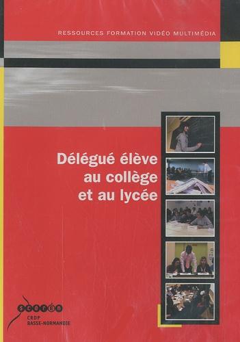 Jean-Marc Cimino - Délégué élève au collège et au lycée - DVD vidéo.