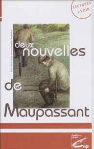 CRDP de Lyon et Gérard Guillaumat - Deux nouvelles de Maupassant - Cassette vidéo.