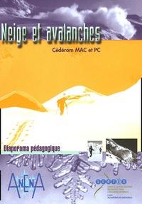 ANENA - Diaporama neige et avalanches - CD-ROM.