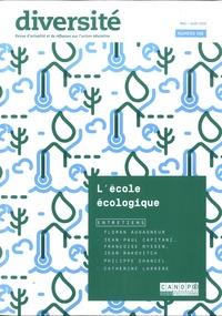 Régis Guyon - Diversité N° 198, mai-août 202 : L'école écologique - Entretiens.
