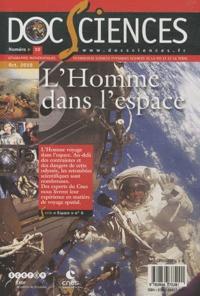 CRDP de Versailles - DocSciences N° 10, Octobre 2010 : L'homme dans l'espace.