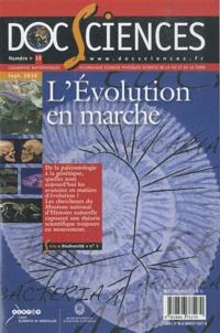 CRDP de Versailles - DocSciences N° 12, Septembre 201 : L'Evolution en marche.