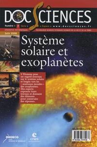 Francis Rocard - DocSciences N° 3, Juin 2008 : Système solaire et exoplanètes.