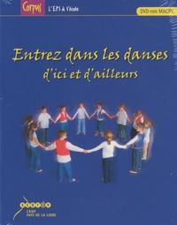 Jean-François Bohuon et Thierry Bussy - Entrez dans les danses d'ici et d'ailleurs. 1 DVD