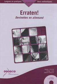 Erraten! Devinettes en allemand - Niveaux A2 et B1 Collège - Lycée.pdf