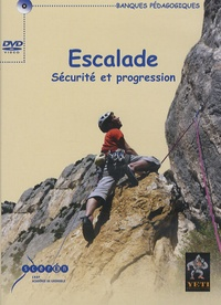 Hervé Qualizza - Escalade : sécurité et progression - DVD vidéo.