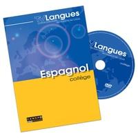 CRDP de Bourgogne - Espagnol lycée TVLangues - Pack numéros 28, 29 et 30. 3 DVD