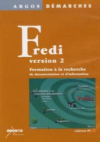 Danielle Courtoux et Françoise Julien - Fredi version 2 - Formation à la recherche de documentation et d'information.