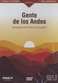 CRDP de Bretagne - Gente de los Andes - Encuentros en el Peru y en Ecuador. 1 DVD