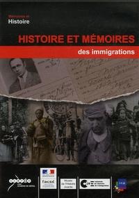 CRDP de l'académie de Créteil - Histoire et mémoires des immigrations. 2 DVD