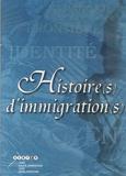 Serge Reneau - Histoire(s) d'immigration(s) - DVD vidéo.