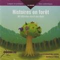 Michèle Weltzer - Histoires en forêt - CD audio.