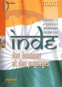 CNDP - Inde : des hommes et des paysages. 1 DVD