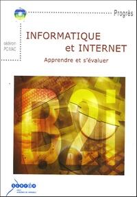 Alain Carrier - Informatique et Internet, Apprendre à s'évaluer - CD-ROM Licence monoposte.