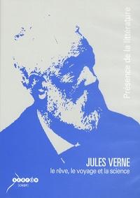 CNDP - Jules Verne, le rêve, le voyage et la science - DVD vidéo.