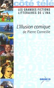 Pierre Corneille - L'Illusion comique - Cassette vidéo VHS.