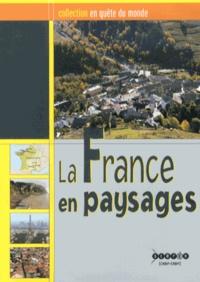 CNDP - La France en paysages. 1 DVD