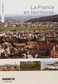 CNDP - La France en territoires. 1 DVD