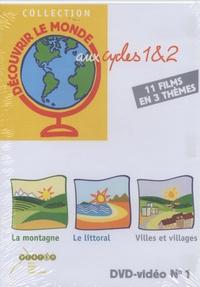 CRDP Académie de Grenoble - La montagne, Le littoral, Villes et villages - 11 films en 3 thèmes.