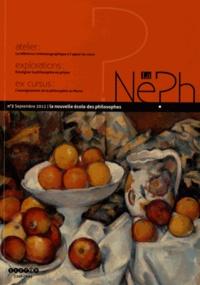 Jeanne Szpirglas - La nouvelle école des philosophes N° 2, Septembre 2012 : .