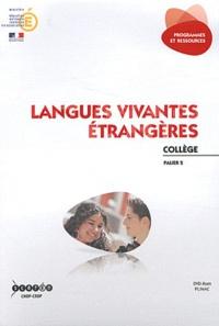 Langues vivantes étrangères Collège Palier 2.pdf