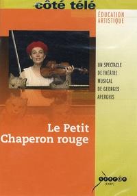 Jean-Baptiste Mathieu - Le Petit Chaperon rouge - DVD vidéo.