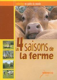 CNDP - Les 4 saisons de la ferme - DVD vidéo.