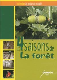CNDP - Les 4 saisons de la forêt - DVD vidéo.