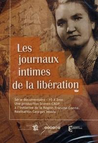Georges Nivoix - Les journaux intimes de la libération - DVD vidéo.