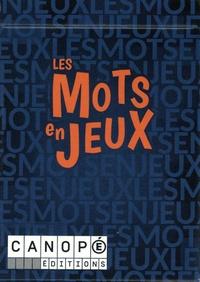 Jean-Marc Merriaux - Les mots en jeux.