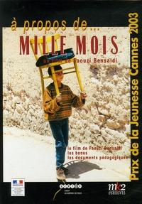 Faouzi Bensaidi - Mille mois - DVD.