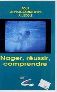 CRDP de Lyon - Nager, réussir, comprendre - Cassette vidéo.