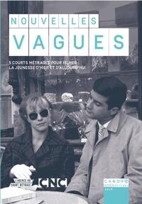 Canopé - Nouvelles vagues - 5 courts métrages pour filmer la jeunesse d'hier et d'aujourd'hui. 1 DVD