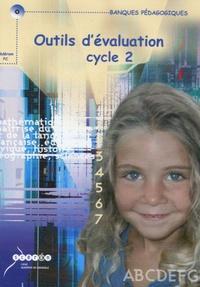 CRDP Académie de Grenoble - Outil d'évaluation - Cycle 2.