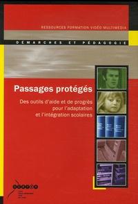 CRDP de Haute-Normandie - Passages protégés. 1 Cédérom