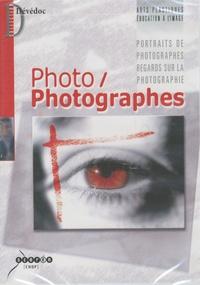 CNDP - Photo / Photographes - Portraits de photographes.
