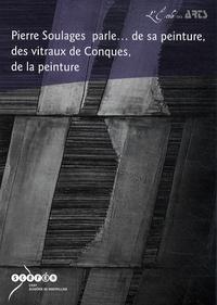 Jean Soulet - Pierre Soulages parle... de sa peinture, des vitraux de Conques, de la peinture - DVD vidéo.