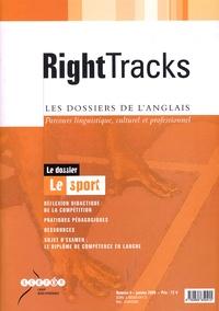 Isabelle Secretan - Right Tracks N° 5, janvier 2006 : Le sport.