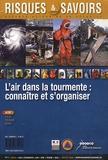 Alain Boissinot - Risques & Savoirs N° 1, Juillet 2011 : L'air dans la tourmente : connaître et s'organiser.